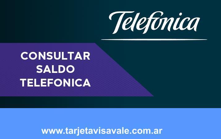Consultar Saldo Telefónica  Consulta tus facturas online