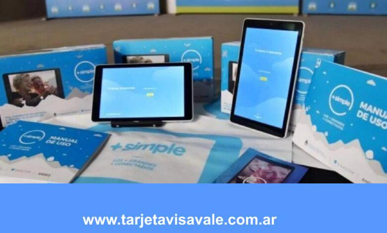 Formulario de Alta Tablet ANSES: Completar formulario para la Tablet Gratis