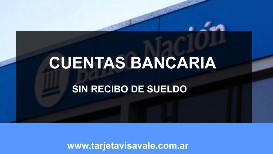 Requisitos para abrir una caja de ahorro en Banco Nacion