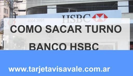 Cómo Pedir Turno en Banco HSBC Como Sacar Turno Banco HSBC