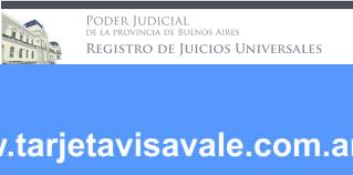 Como se tramita el Certificado de Juicios Universales