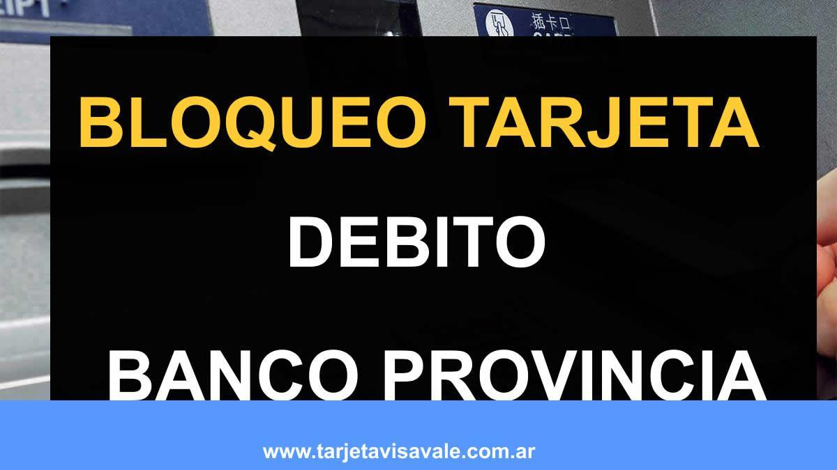 Se me Bloqueo la Tarjeta de Debito Banco Provincia SOLUCION