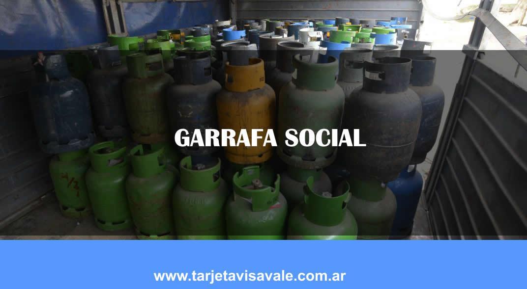 MI ANSES Garrafa Social Inscribirse Online por Internet