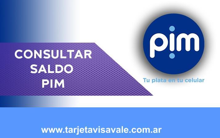 Consultar Saldo Pim | Tu plata en tu celular