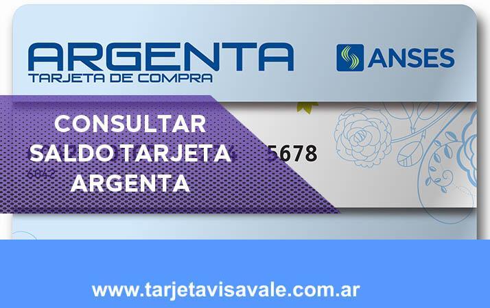 Consultar Saldo Tarjeta Argenta por Telefono y Como la obtengo
