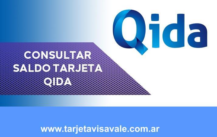 Consultar Saldo Tarjeta Qida Como hacerlo