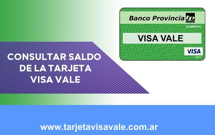 Consultar Saldo Visa Vale Social | ¿Como se cuanta plata tiene?
