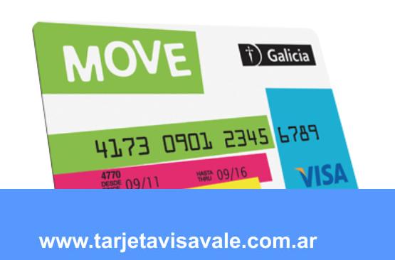 Cómo activar la tarjeta de débito Galicia Move | Activar Galicia Move