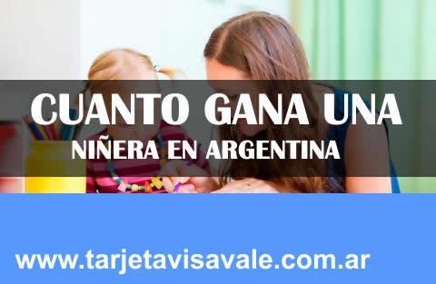 ¿Cuánto Cobra una Niñera en Argentina? (Escala Salarial 2020)